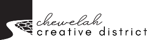 Chewelah Creative District Logo