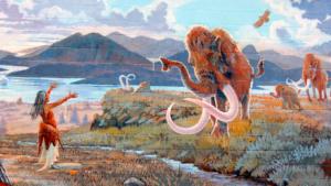 mammoth mural chewelah